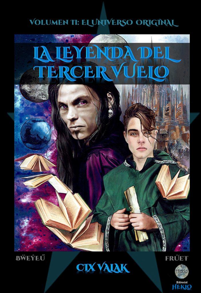Volumen 2. El Universo Original. Libros de fantasía